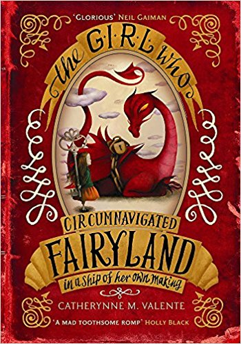 Cover of The Girl Who Circumnavigated Fairyland