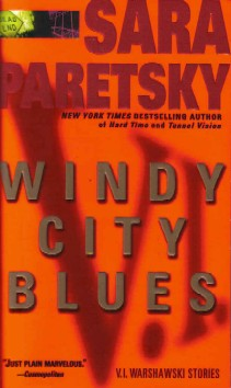 Cover of Windy City Blues