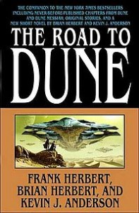 Cover of The Road To Dune