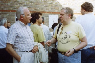Canterbury EGC 1992: International Discussions
