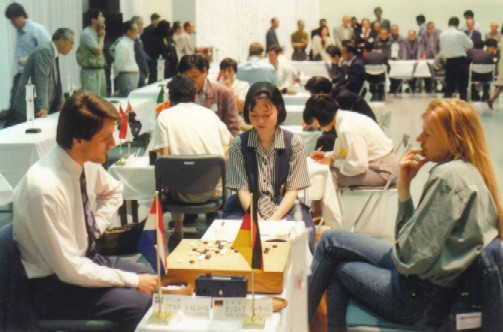 A game at the World Amateur