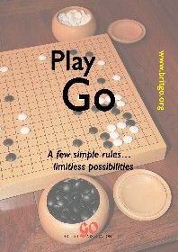 Play Go booklet