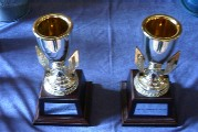 Pair Go Trophies